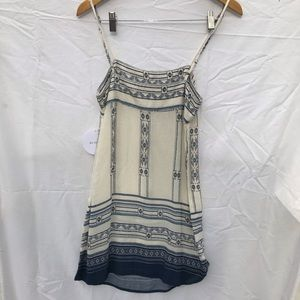 Creme Slip On Dress